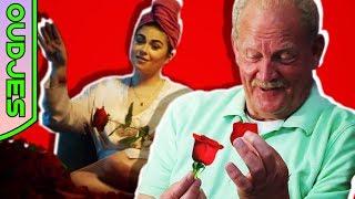 Bejaarden Reageren Op Roxeanne Hazes - Ik Was Toch Je Meisje