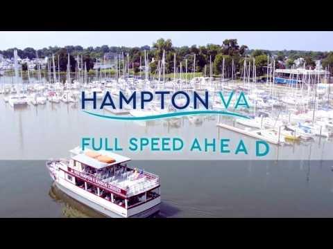 City of Hampton - Full Speed Ahead