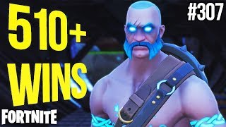 FORTNITE (free Battle Royale) #307-510 + SOLO VICTORIES