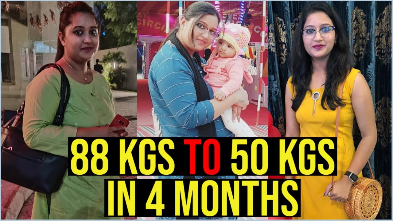 How I Lost 38 Kgs in 4 Months | Weight Loss Transformation, Journey & Tips | Fat to Fab Suman Pahuja