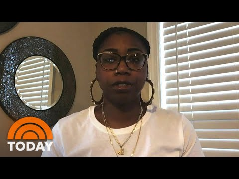 George Floyd's Sister On His Death In Minneapolis Police Custody: 'They Murdered My Brother' | TODAY