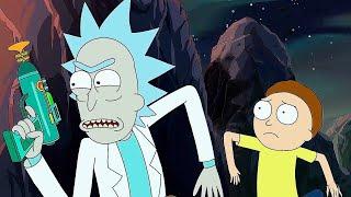 Новый сезон сериала «Рик и Морти» — смотрите на КиноПоиск HD