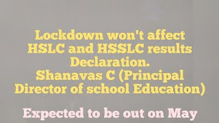 NBSE RESULTS(2020) EXPECTED TO BE OUT ON MAY by Shanavas C( PRINCIPAL DIRECTOR OF SCHOOL EDUCATION)