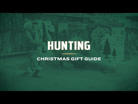 Holiday Gift Guide 2019: Hunting