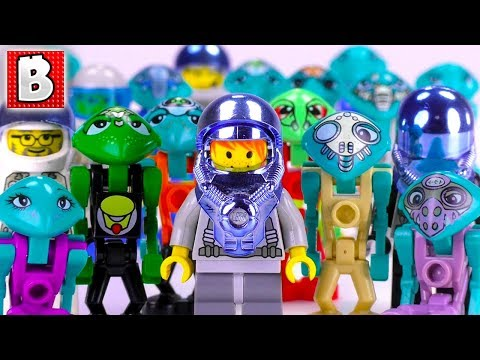 Every LEGO Life on Mars Minifigure EVER MADE!!! | Collection Review
