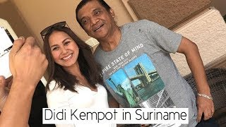 Video Mas Didi Kempot in Suriname! From his show to shooting a video clip download MP3, 3GP, MP4, WEBM, AVI, FLV November 2018