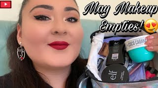 EMPTIES May 2020 // Shop Miss A, Elf Cosmetics, Too Faced an…