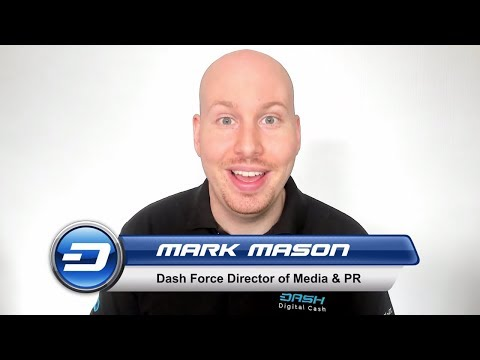 Dash News - Earn Dash at Rewards.com, Dash Core Update, New Exchanges & New Dash Logo!