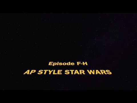 AP STYLE STAR WARS