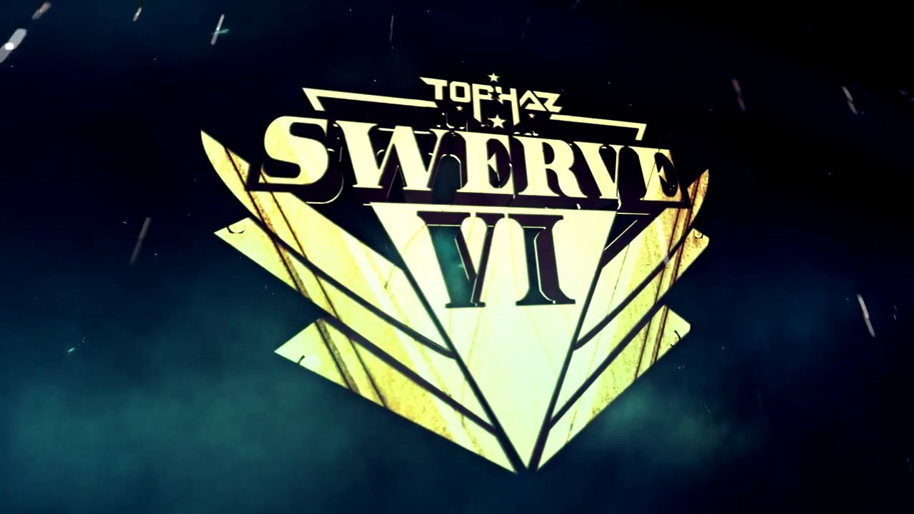 DJ TOPHAZ - THE SWERVE Vol  VI Intro (HIP HOP)