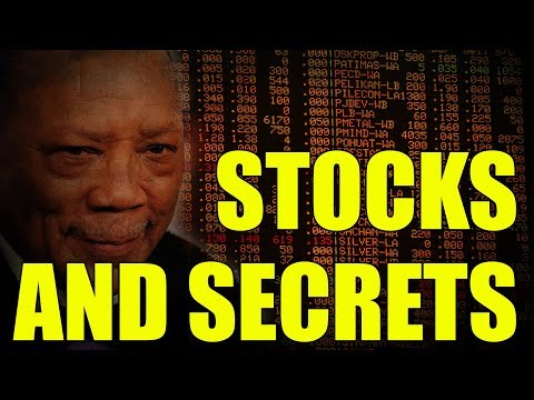 The Stock Market Crash? Crazy Quincy, and a World Exclusive