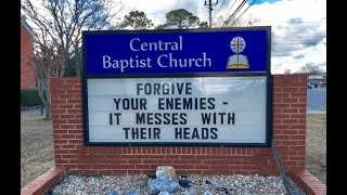 Funny & Genius Church Signs That Will Make You Laugh And Think