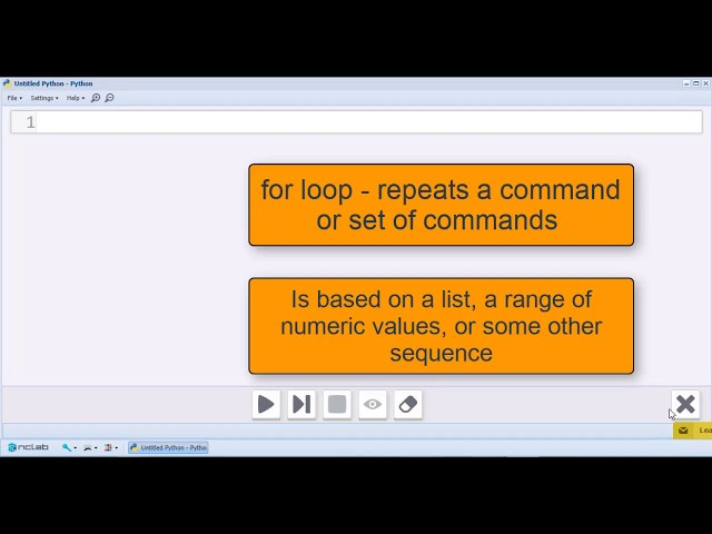 Parsing Python Text Strings with For Loops