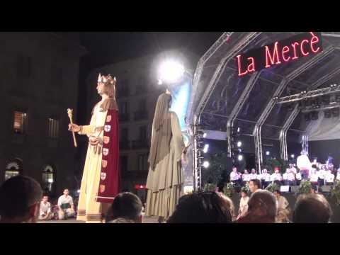 La Mercè 2014 - Toc d
