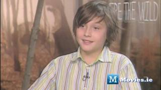 Where The Wild Things Are - Interviews with MAX RECORDS & Catherine Keener & Max Records