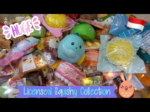 🇮🇩 HUGE Licensed Squishy Collection (Bahasa Indonesia) | Friendship DIY