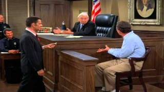 The Odd Couple - Great Moments In Court Part 1 of 4