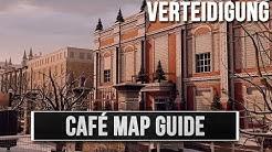 Rainbow Six Siege - Café Dostojewski Map Guide - Verteidigung