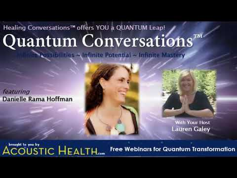 Divine Transmissions from the Council of Light forMoneyManifestation with Danielle Rama Hoffman