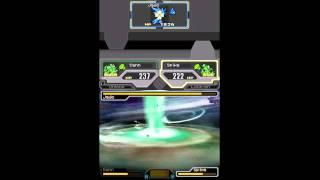 Spectrobes 2: Beyond the Portals Boss 1: Jado