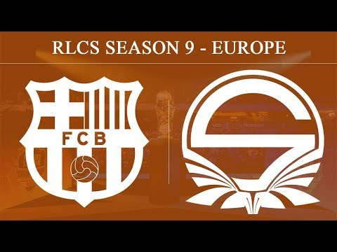 FC Barcelona vs Team Singularity vod