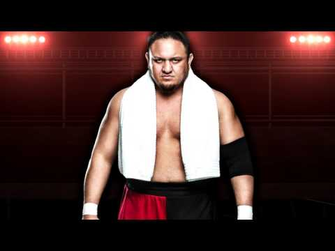 Samoa Joe 2017 Theme ROCK VERSION
