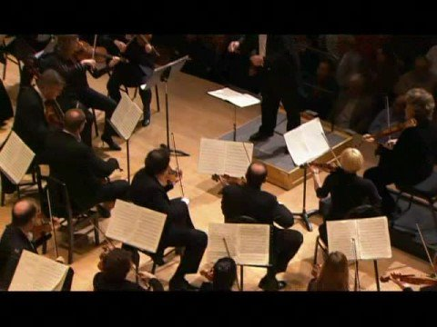 Bruno Weil, Guest Conductor, Beethoven Symphony No. 8, 1st movement
