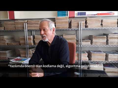 Karşınızda Ali Akurgal: Teknolojik çözüm Gurusu