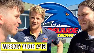 FLYING TO ADELAIDE TO HANG WITH RORY SLOANE | WEEKLY VLOG #13