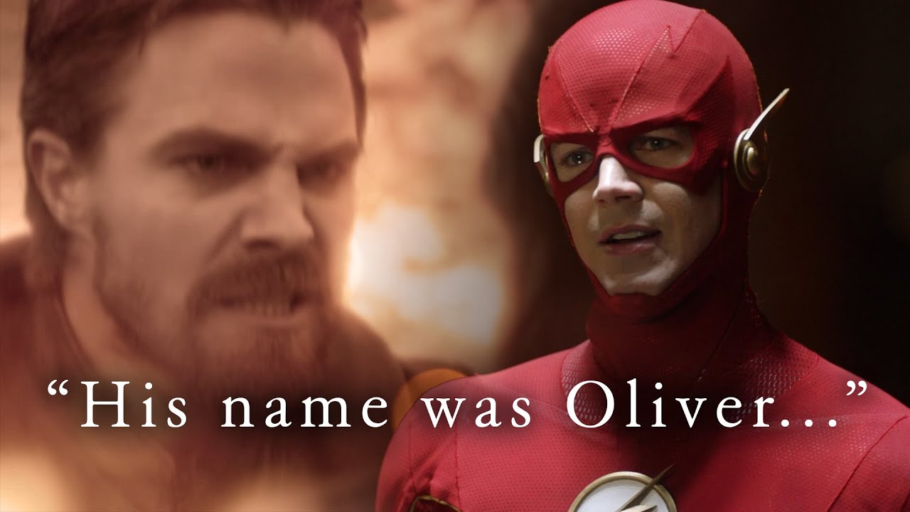 """Download """"His name was Oliver..."""" - The Flash 7x04 Rescored"""
