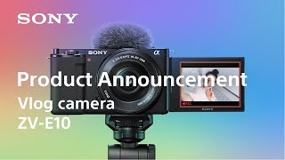 Product announcement | Vlog ca…