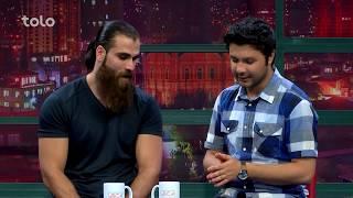 قاب گفتگو - صحبت ها با فردین خان در مورد شباهتش با تورگوت بازیگر سریال قیام