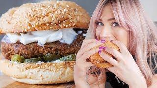 The best Vegan FRIED CHICKEN sandwich  Popeyes chicken sandwich Recipe