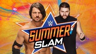 AJ Styles vs Kevin Owens | WWF NO MERCY 2K16 MOD