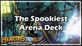 [Hearthstone] The Spookiest Arena Deck