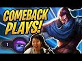 The 1HP COMEBACK!   TFT   Teamfight Tactics ft OfflineTV & xChocobars   League of Legends Auto Chess