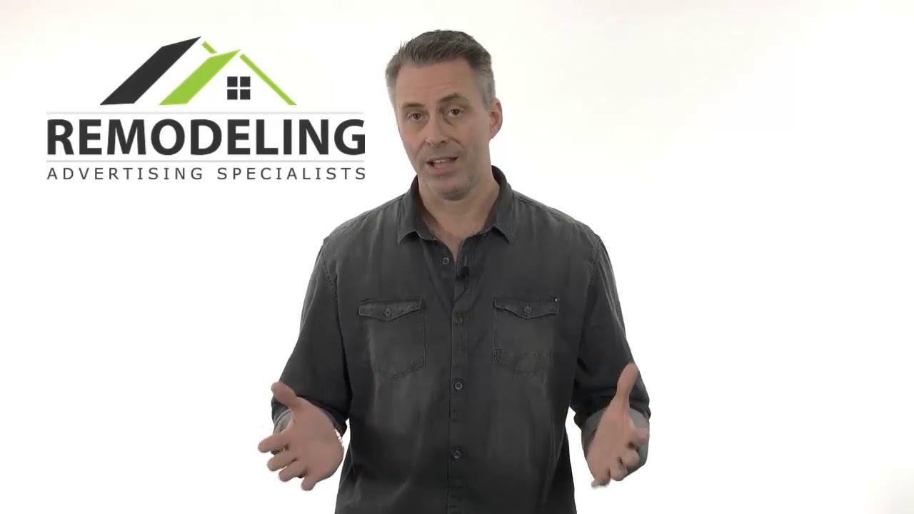 Remodeling Marketing - Home, Bathroom, Kitchen Remodeling Leads for ...
