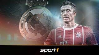 Scheinriese in der Champions League? Robert Lewandowski im Datencheck | SPORT1