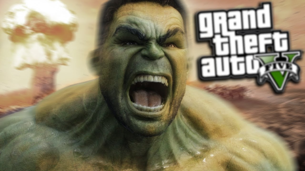 GTA 5 Mods - THE ULTIMATE HULK V2 MOD w/ SUPER POWERS (GTA 5 PC Mods  Gameplay)