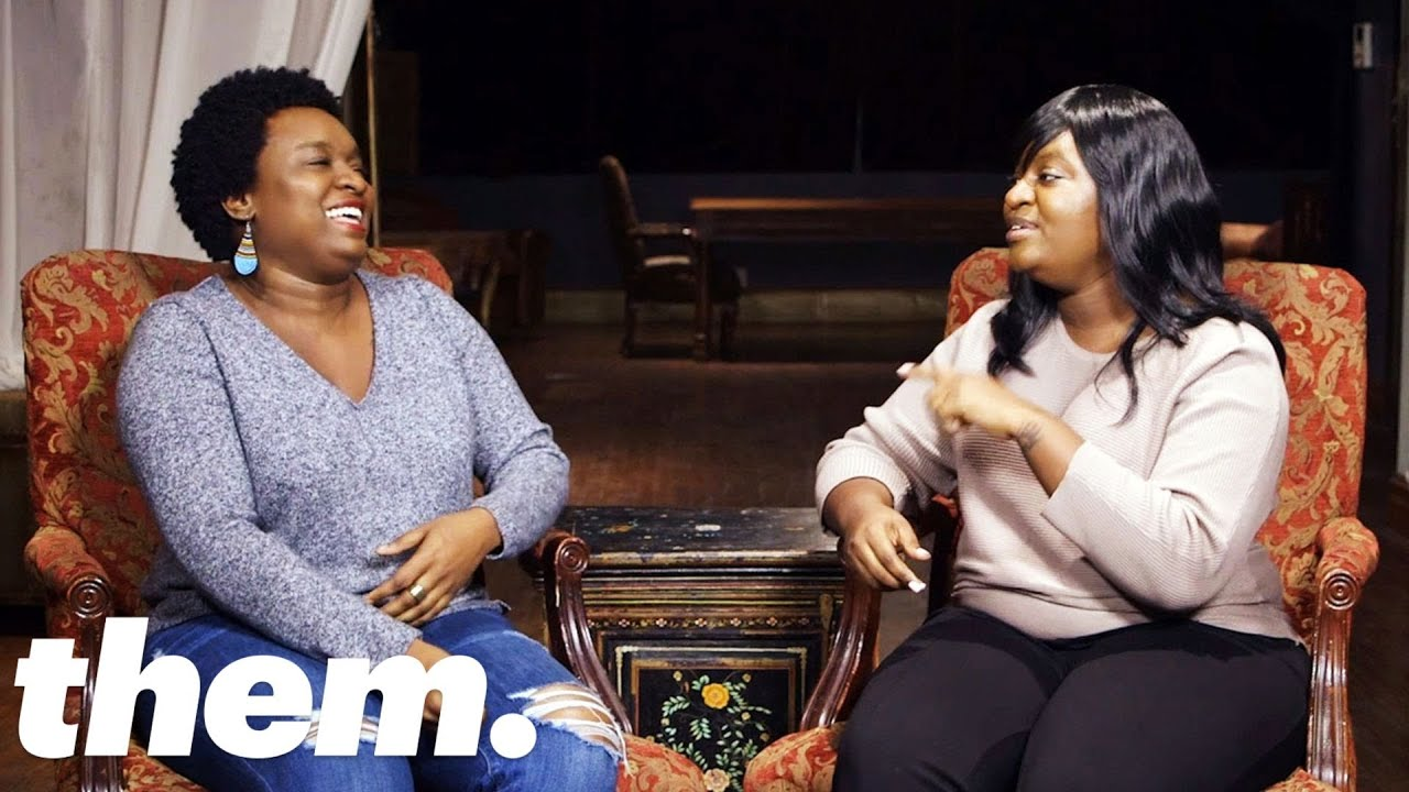 LGBT People Talk to Their Families About Coming Out | Family Matters | them.