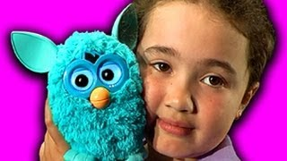 FURBY Ultimate Farting Review NEW (Sadly Furby Died in Jan 2013 and Revived in March)