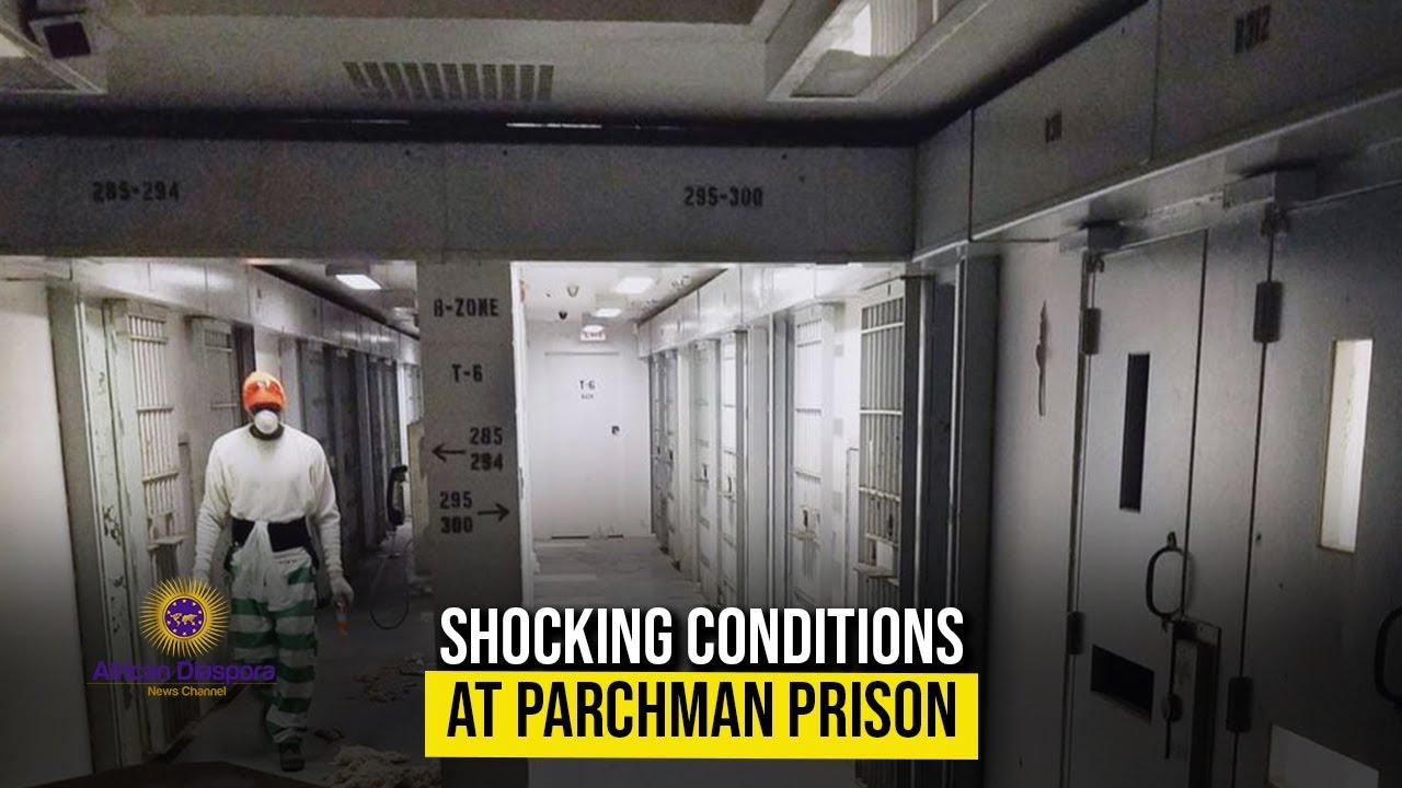 Inmates From Parchman Prison Post Shocking Living Conditions On Social Media Pleading For Help