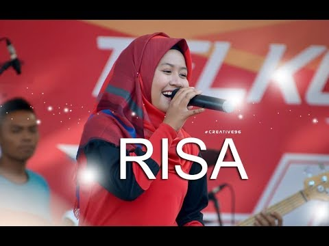 Risa - Endeq ne Tethu - Jalan Sehat Telkomsel Selong