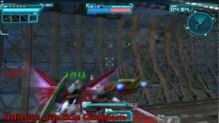 SD Gundam Online - Infinite Justice Gundam [SDGO/BerserkD]
