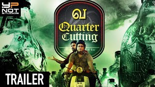 Va Quarter Cutting Trailer | Shiva | Lekha Washington | Pushkar-Gayathri | GV Prakash | YNOT Studios