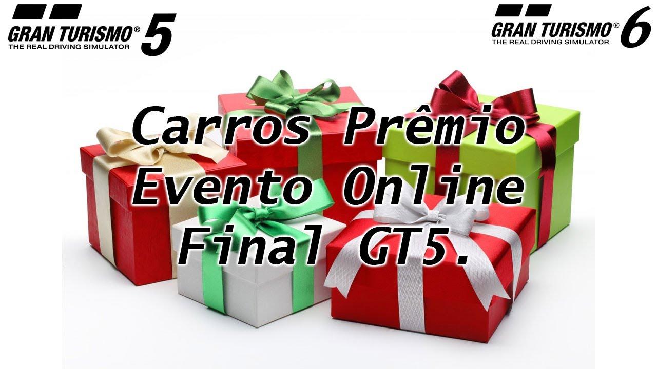Gt6 prizes clip