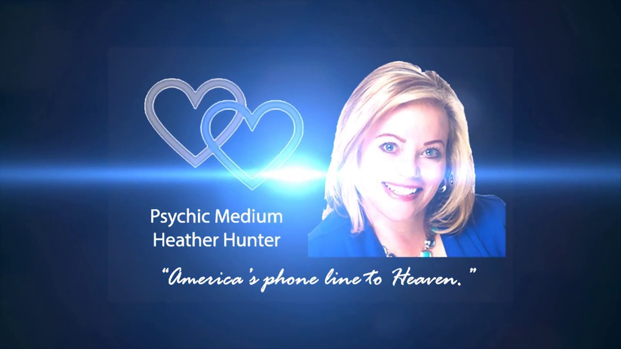 Heather M Hunter Psychic Medium – The healing is in the details