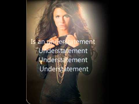 Kristina Maria - Understatement Lyrics