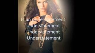 Kristina Maria - Understatement Lyrics