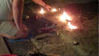 Late night fire start 11 1 12 Thumbnail
